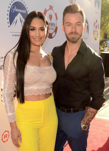 Artem Chigvintsev Says 'Um Yeah!' When Nikki Bella Asks If He Wants Kids With Her: 'I Would Probably Say 2'