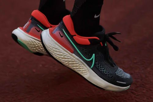 Take a First Look at Nike's Upcoming React Infinity Run 2 and ZoomX Invincible Run