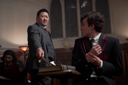 """How Benedict Wong prepped for assassin school in """"Deadly Class"""""""