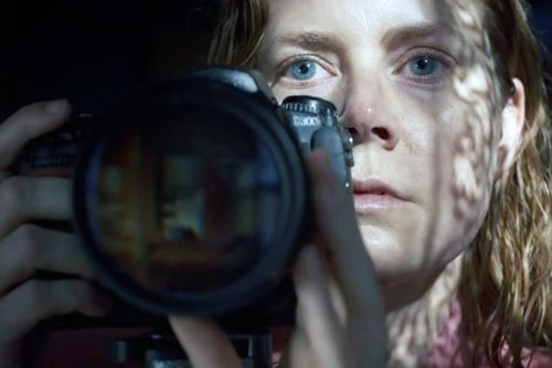 'Woman in the Window' review: Amazing house stars in lousy movie
