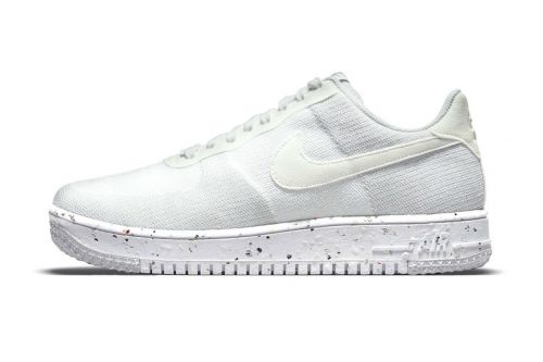 Nike's Air Force 1 Crater Flyknit Is Coming in a Clean All-White Colorway