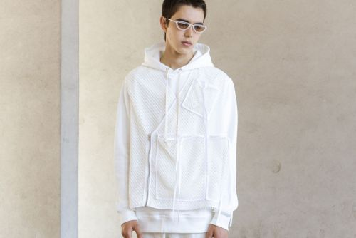 Damir Doma Emphasizes Modern Tailoring & Luxe Activewear For Spring/Summer 2019