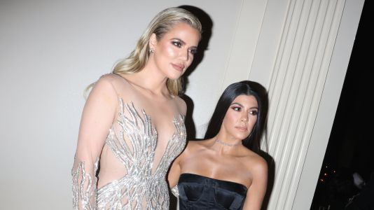 Khloé Kardashian Gushes Over Supportive Sister Kourtney After Cheating Scandal: We're 'Laverne and Shirley'