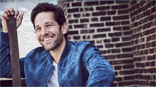 Paul Rudd Charms in Mr Porter Shoot, Discusses Playing Ant-Man