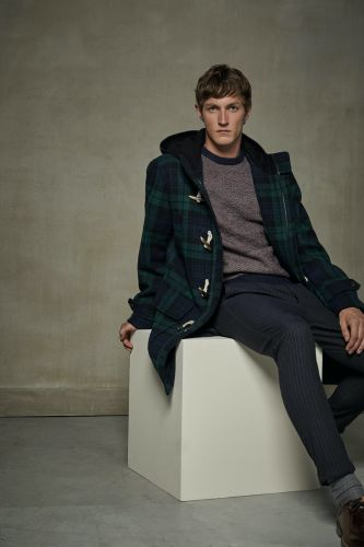 Rutger Schoone Sports Textured Winter Knits for Sfera
