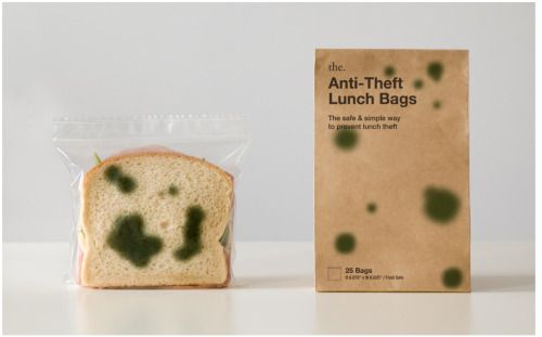 ANTI-THEFT LUNCH Thievery on any level and in any environment is