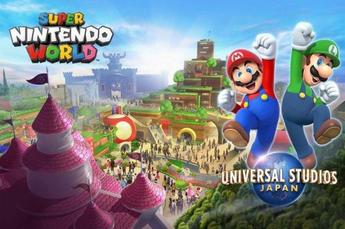 Super Nintendo World Finally Receives an Opening Date