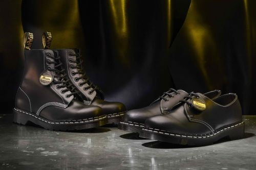 "Dr. Martens' SS21 ""Made in England"" Packs Offer Horween Leather, C. F. Stead Collab and More"