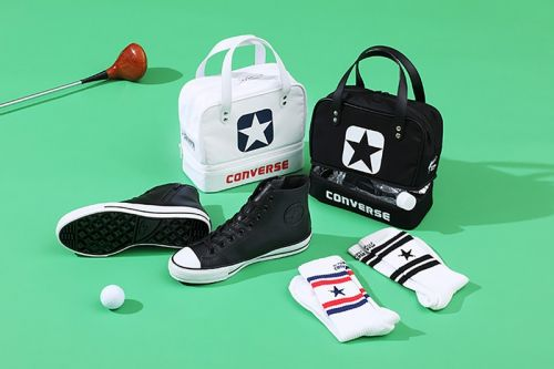 """BEAMS GOLF & Converse Japan Introduce Latest """"Made For Golf"""" Collaboration"""