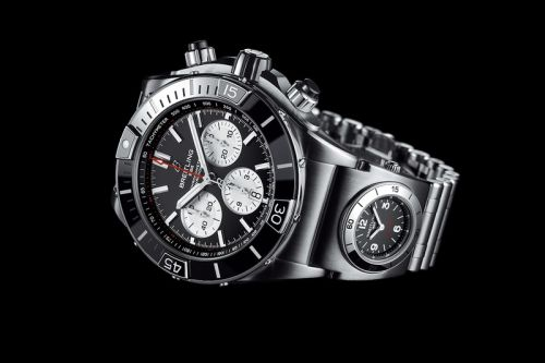 Breitling Drops Beefed-Up Super Chronomat Collection