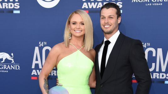 Miranda Lambert Shows Off New Hubby Brendan McLoughlin in Cute New Photo Featuring Puppies