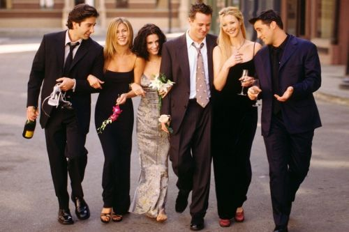 The Cast of 'Friends' Set for Reunion Special to Launch HBO Max