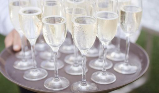 Cocktail of the Week: Taittinger Champagne at JW Marriott Venice