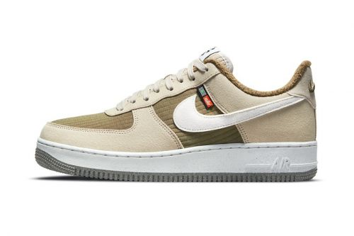 """Nike Readies Air Force 1 Low """"Toasty"""" For the Fall Season"""