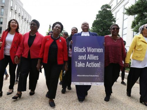 After Republicans Block Voting Rights Bill, Black Women Activists Are Fighting Back