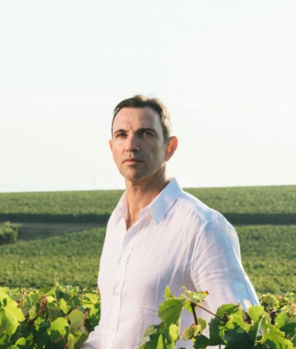 Frédéric Panaiotis of Ruinart on Valentine's Day Champagne