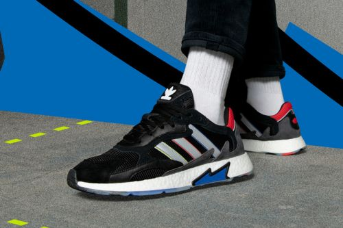Adidas Originals Looks to Its Archive for New TRESC RUN Silhouette