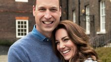 Kate Middleton, Prince William Mark 10th Anniversary With New Portraits