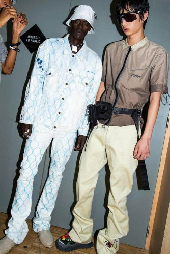 Off-White: Menswear SS20