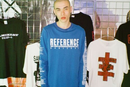 "SAMIZDAT's SS20 ""Feed"" Collection Reflects on Voyeurism & Obsession"
