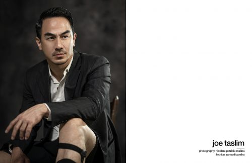 Interview | joe taslim