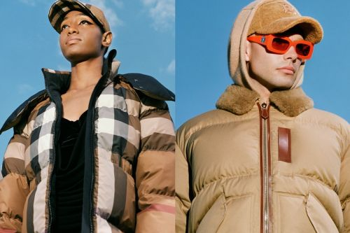 """Burberry Showcases Its FW21 """"Open Spaces"""" Campaign"""