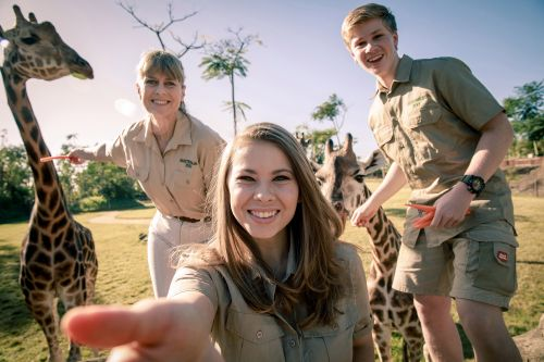 The Irwin family documents COVID-19 lockdown in a zoo in Animal Planet series