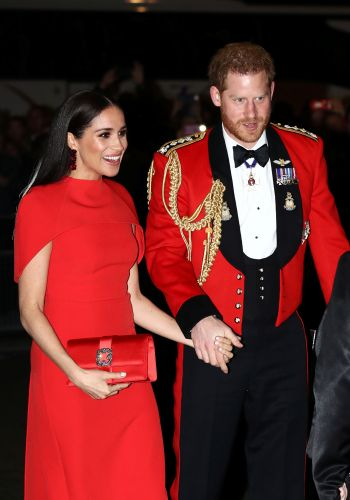 Pregnant Meghan Markle and Prince Harry Share Rare Photo of Archie on His 2nd Birthday