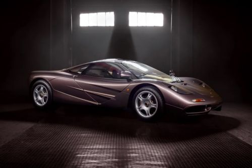 Pristine One-of-a-Kind Creighton Brown McLaren F1 Expected to Fetch $15 Million USD
