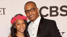 T.I.'s Daughter Has Been Liking Tweets Critical Of Her Dad's Hymen Remarks
