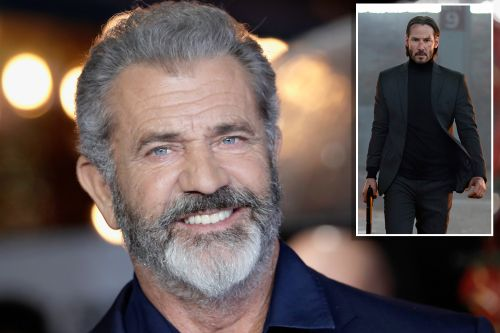 Mel Gibson to star in 'John Wick' prequel series, 'The Continental'