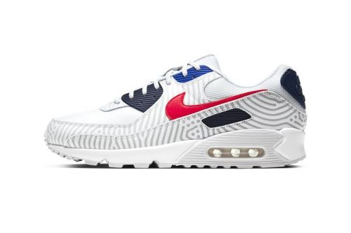 Nike Embellishes Air Max 90 With Bright Tri-Toned Accents