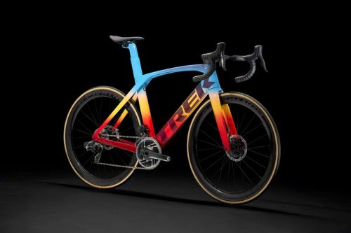 Trek Bicycle Debuts Kaleidoscopic 'First Light' Colorway Ahead of the 2021 Olympics