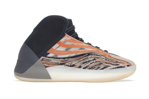 "Adidas Announces Official Release Date for the YEEZY QNTM ""Flash Orange"""