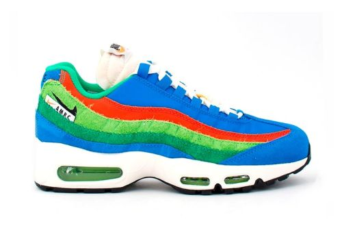 """Nike Adds Air Max 95 to its """"Running Club"""" Collection"""