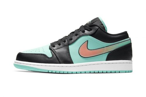 """The Air Jordan 1 Low SE """"Tropical Twist"""" Is Reminiscent of the """"Tiffany"""" Dunk"""