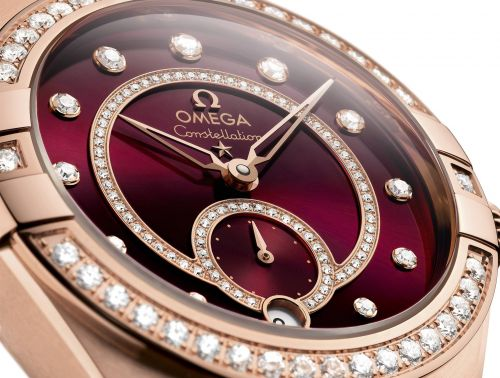 Spoil Mom With These Gorgeous Omega Timepieces For Mother's Day
