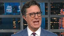 Colbert Names And Shames Some Of Trump's Dumbest Alleged Insurrectionists