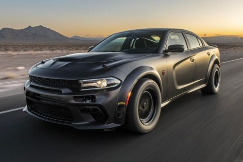 SpeedKore Crafts a Monstrous 1,525 Horsepower AWD Dodge Charger