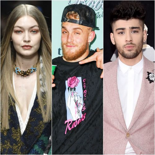 Wait. What?! Gigi Hadid Defends Zayn Malik Amid Feud with YouTuber Jake Paul: 'Go To Bed'