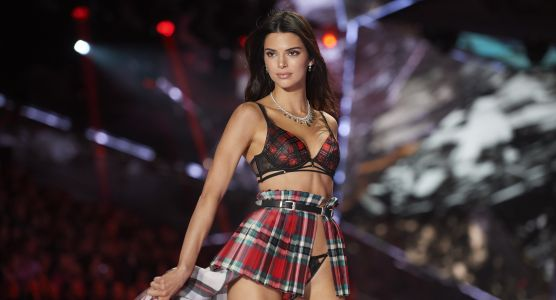 Kendall Jenner Looked Stunning At The 2018 VS Fashion Show: See Her Best Looks
