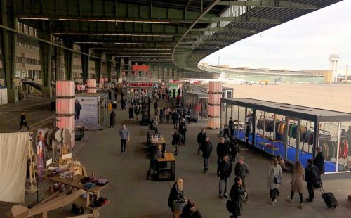 Berlin Fashion Fairs: Successful return to Tempelhof sparks discussions about the future