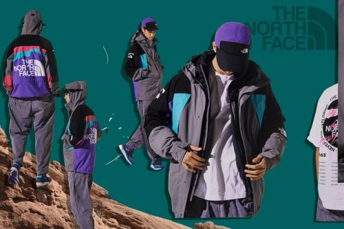 """INVINCIBLE's Latest The North Face Collaboration Returns to """"The Backstreet"""""""