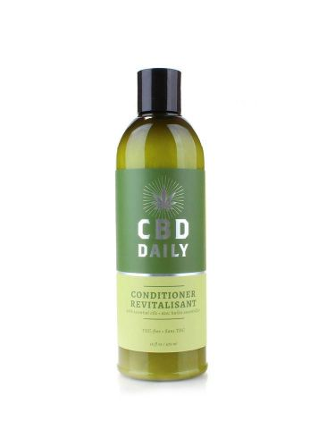 A Product Guide for Experimenting With CBD in Your Hair Routine
