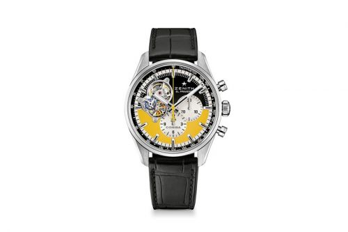 Zenith's Celebrates the 55th-Anniversary of Cohiba Cigars With Special Edition Chronomaster Open