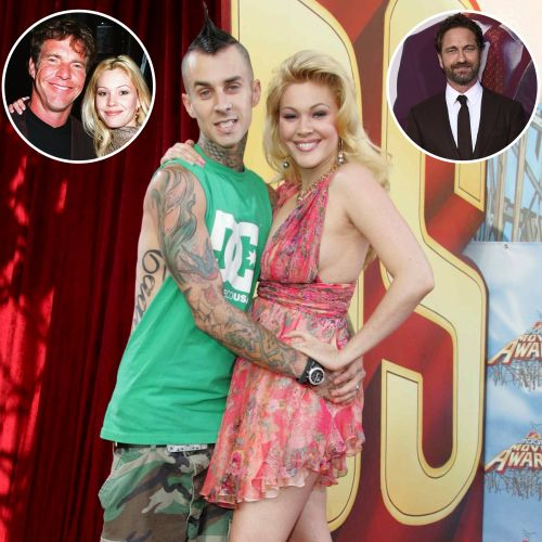 Shanna Moakler's Dating History Includes Plenty of Famous Faces! Travis Barker, Gerard Butler and More