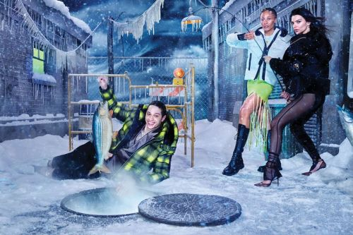Moose Knuckles Journeys Into David LaChapelle's World of Surrealism With New Campaign