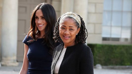 Bummer! Meghan Markle's Mom Doria Reportedly Won't Be Spending Christmas With The Royals