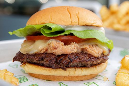 """Shake Shack Linked up With Chef JJ Johnson for Final Collab of """"Now Serving"""""""