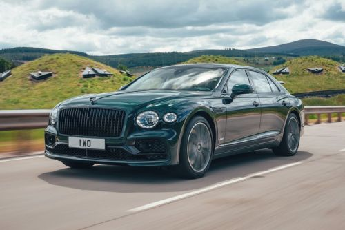 Bentley Introduces Its Second Luxury Plug-In: The Flying Spur Hybrid